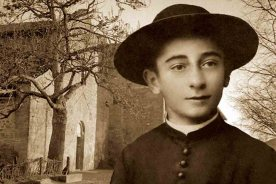 the First protector of our hermitage Bl. Rolando Rivi Seminarian Martyr