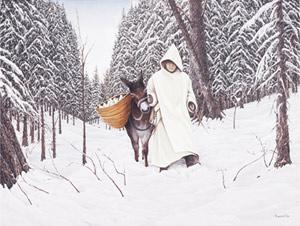 moine_neige
